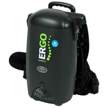 Ergo Aviation Backpack Vacuum - 400 Hz VACBP400