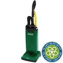 "12"" Heavy Duty Upright Vacuum w/ On-Board Tools BGUPRO12T"