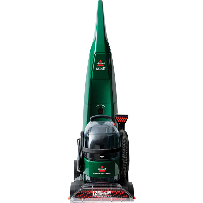 Lift Off Deep Carpet Cleaner Bissell Unoclean