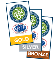 Carpet & Rug Institute Gold/Silver/Bronze Certified Vacuums