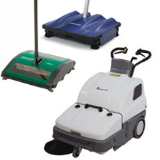 Carpet Cleaning Sweeper Vacuums