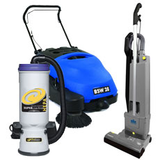 Carpet Vacuums and Sweepers