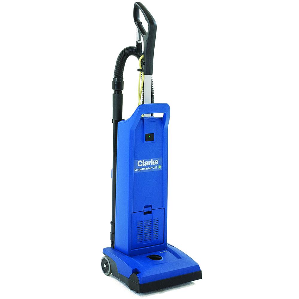 Carpetmaster 212 Upright Vacuum Dual Motor Unoclean
