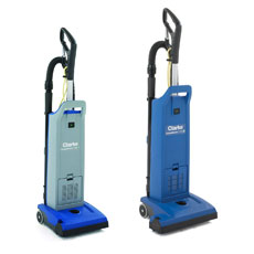 Clarke Upright Vacuums