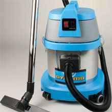 Dynamo Wet/Dry Vacuum - Stainless Steel - 5 Gallon