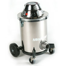 Minuteman X-839 Series ULPA Critical Filter Dry Canister Vacuum