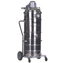 MinuteMan [C88015-02] Explosion Proof/Dust Ignition Proof Wet/Dry Canister Vacuum - 15 Gallon