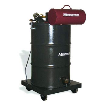 Minuteman C87355 01 Pneumatic Operated Flammable Liquid