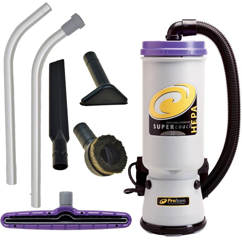 Backpack Vacuum Cleaner With Hepa Filter Sante Blog