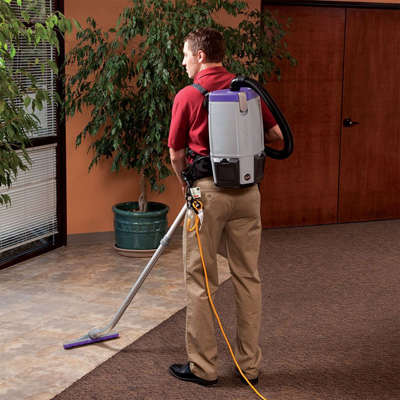 ProTeam Super Coach Pro 6 Backpack Vacuum
