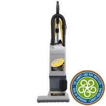 Pro-Team 107252 ProForce® 1500XP Upright Vacuum - HEPA