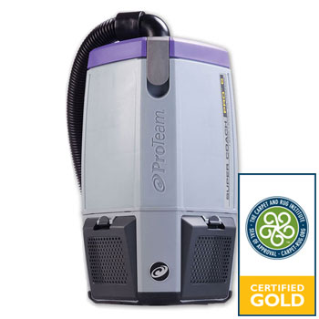 Super Coach Pro 6 Backpack Vacuum