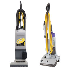 Upright Vacuums - ProTeam