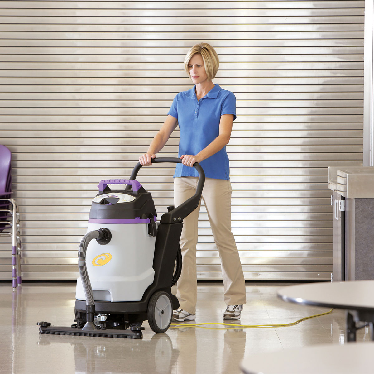 Proteam Proguard 20 Wet Dry Vacuum Cleaner Unoclean