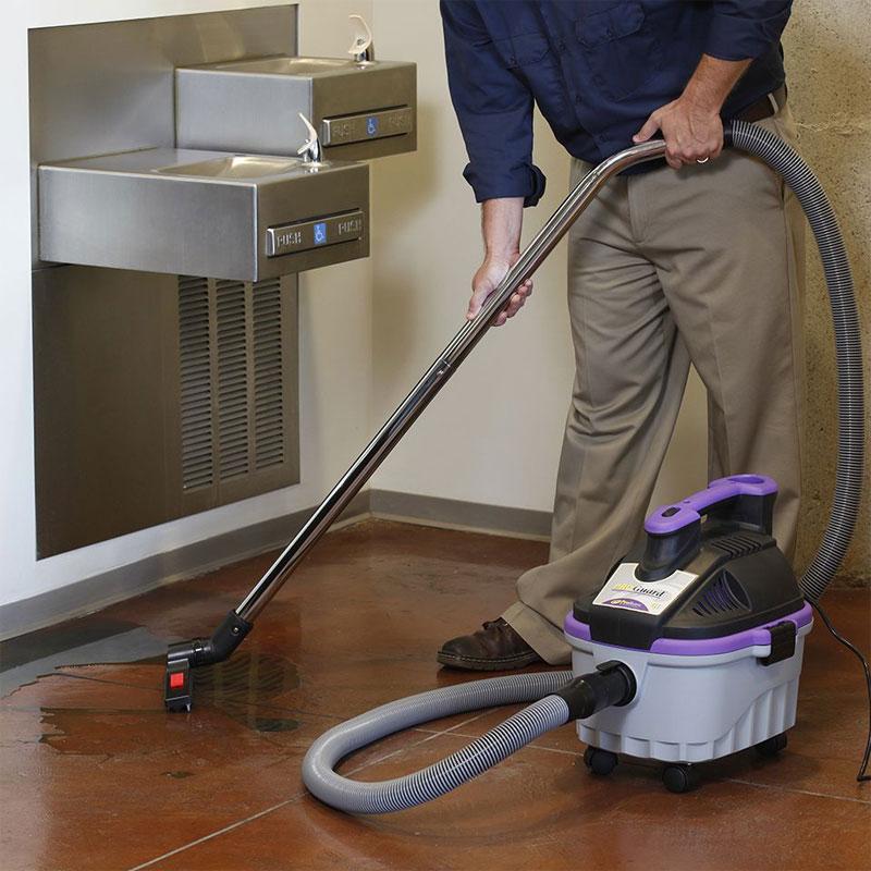 Proteam Proguard 4 Portable Wet Dry Vacuum Unoclean