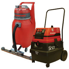 Wet/Dry Vacuums - Pullman-Holt