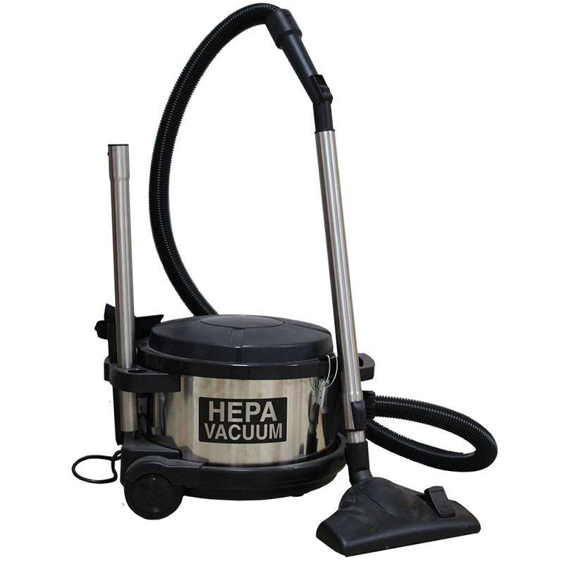 Pullman Holt 390hepa Dry Low Profile Canister Vacuum