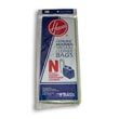 Hoover [4010038N] Vacuum Cleaner Bags - 5 Pack - Type N