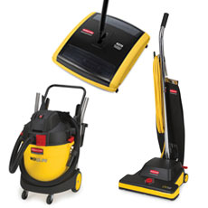 Vacuums and Sweepers by Rubbermaid