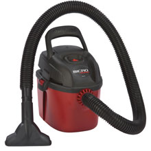 ShopVac Micro 1 Gallon Wet/Dry Vacuum
