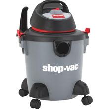 5 Gal. Wet/Dry Vacuum Shop Vac Quiet 369357