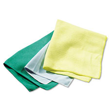 Cloths, Towels & Wipes