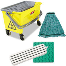 Microfiber Cleaning Systems