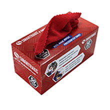 Microfiber Cloths - Red