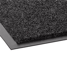 "Eco-Step Wiper Mat, Charcoal - 36"" x 120"" CWNET0310CH"
