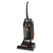 Commercial Bagless Hush Upright Vacuum, 15 lbs, Black HOO1660