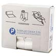 High-Density Can Liner, 24 x 33, 16-Gallon, 6 Micron, Clear, 50/Roll IBSS243306N