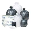 Low-Density Can Liner, 38 x 58, 60-Gallon, .80 Mil, White, 25/Roll IBSSL3858XHW