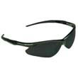 V30 Nemesis Safety Glasses, Black Frame, Smoke Lens KCC25688