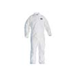 GP KLEENGUARD A20 EBC-H Coveralls, MICROFORCE SMS Fabric, White, XL KCC49114