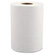 "Hardwound Roll Towels, 8"" x 350ft, White MORW12350"