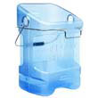 Ice Tote, 5.5gal, Blue RCP9F54TBL