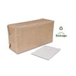 "Universal Masterfold Napkins, 1-Ply - 13"" x 12"" - 6000 Case TRKD780"